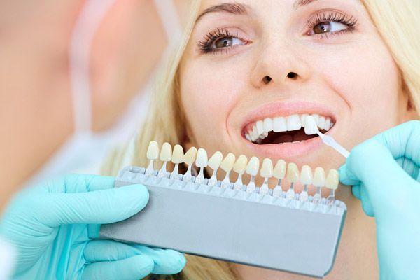 Ästhetische Zahnheilkund